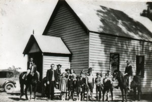 One of the 12 Sunday Schools established by Tom Agst, Founder of the UPA of New South Wales.